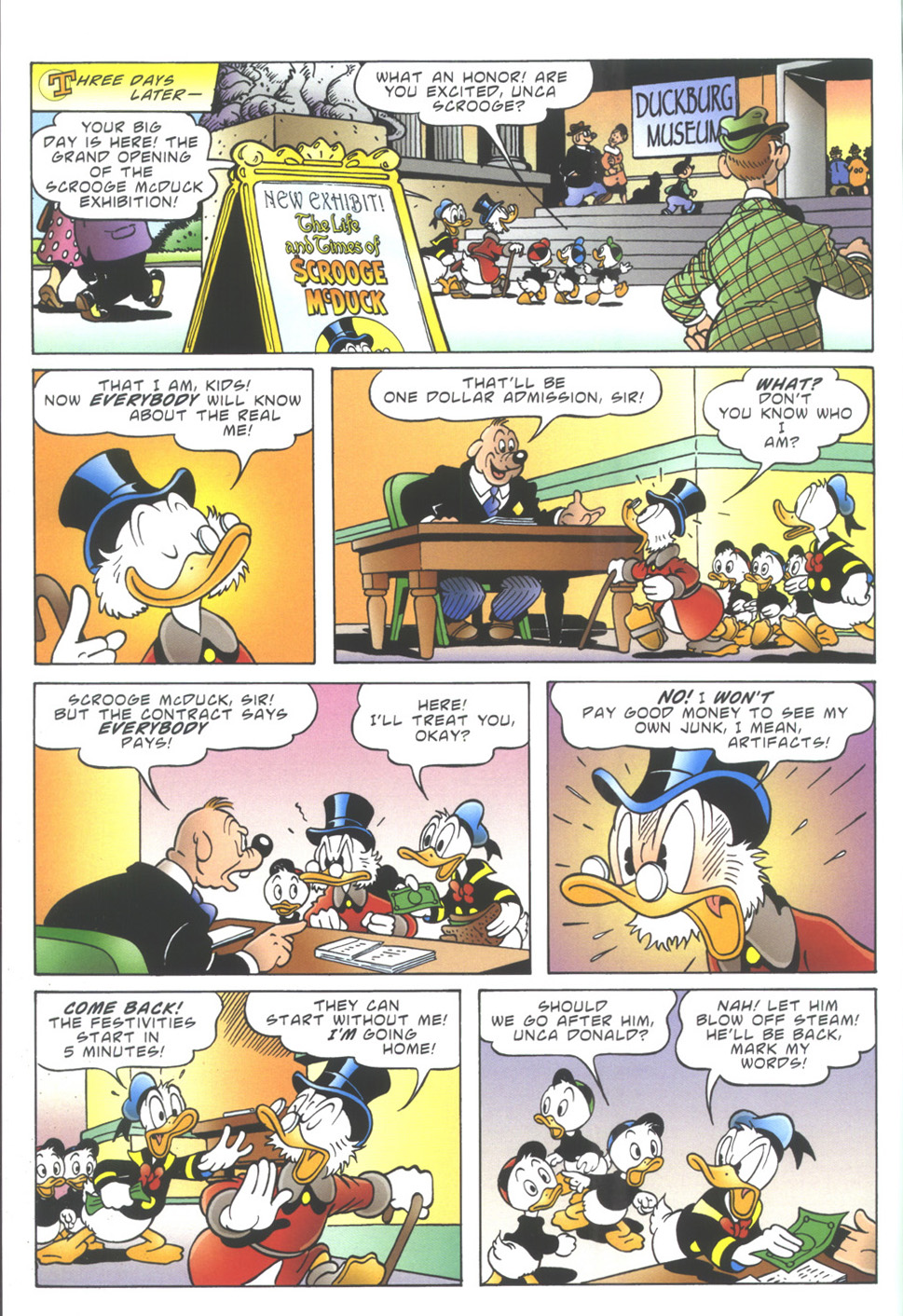 Read online Uncle Scrooge (1953) comic -  Issue #347 - 54