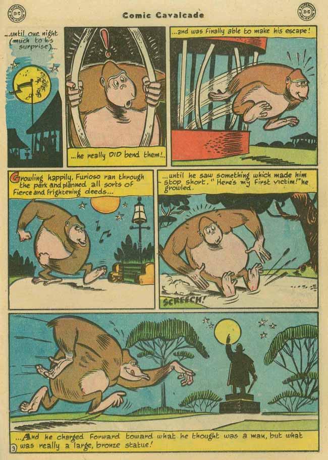 Comic Cavalcade issue 35 - Page 59