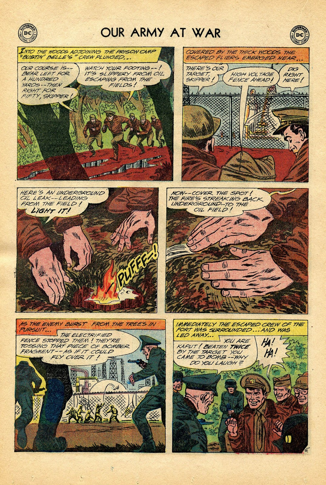 Our Army at War (1952) issue 99 - Page 24