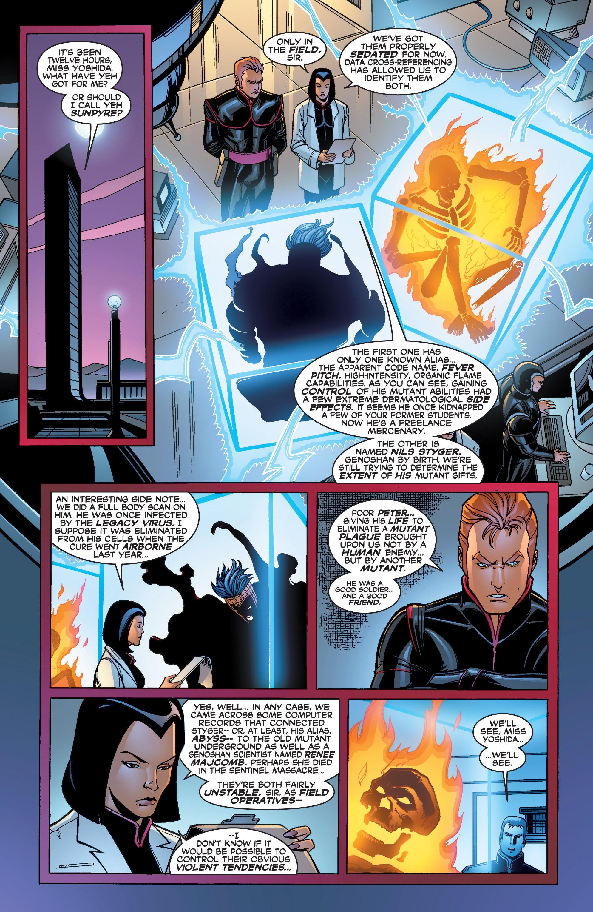 Read online Uncanny X-Men (1963) comic -  Issue #402 - 19