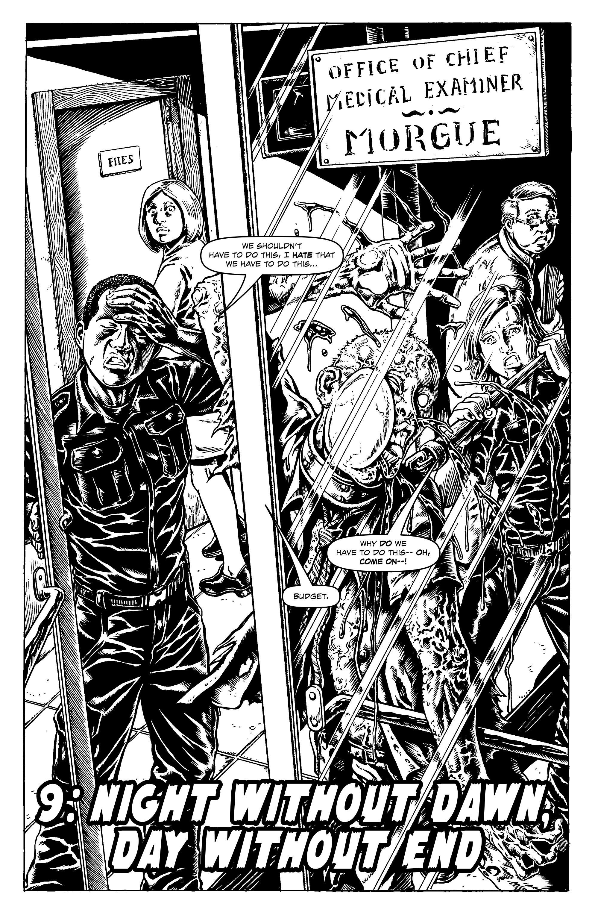 Read online Alan Moore's Cinema Purgatorio comic -  Issue #9 - 15