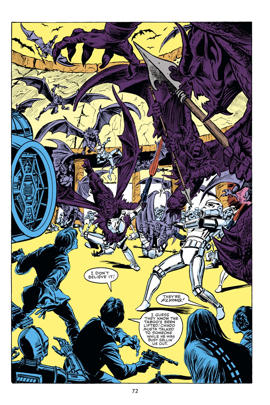 Read online Star Wars Omnibus comic -  Issue # Vol. 18 - 64