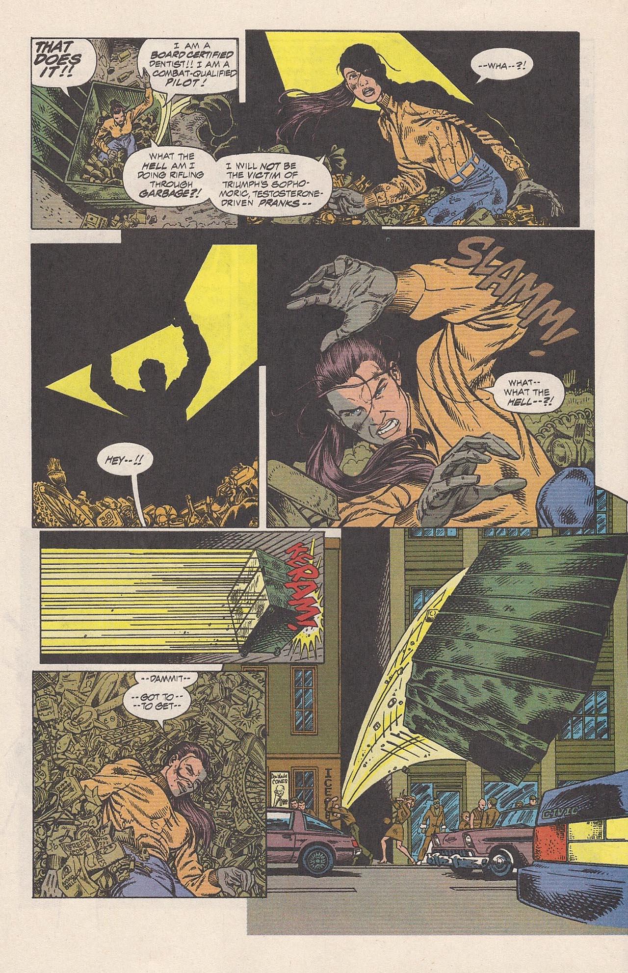Read online Triumph comic -  Issue #2 - 22