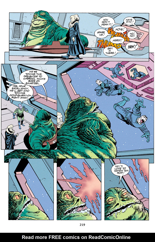 Read online Star Wars Omnibus comic -  Issue # Vol. 30 - 216