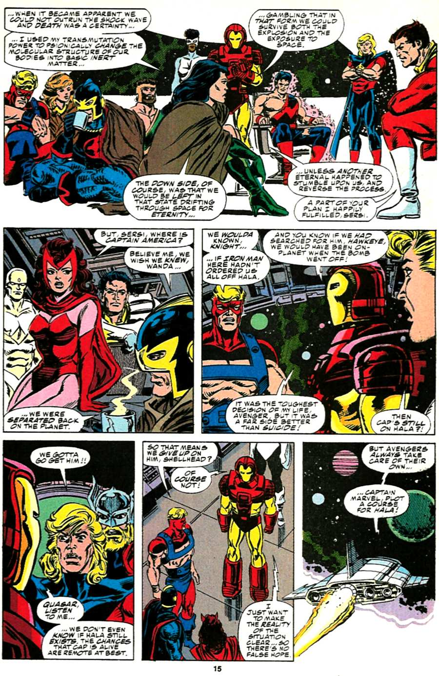The Avengers (1963) 347 Page 13