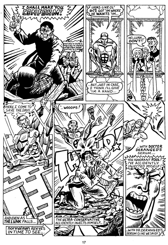 Read online Normalman - The Novel comic -  Issue # TPB (Part 1) - 22