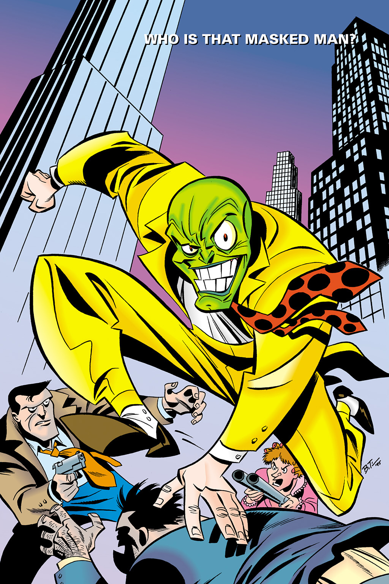 Read online Adventures Of The Mask Omnibus comic -  Issue #Adventures Of The Mask Omnibus Full - 63