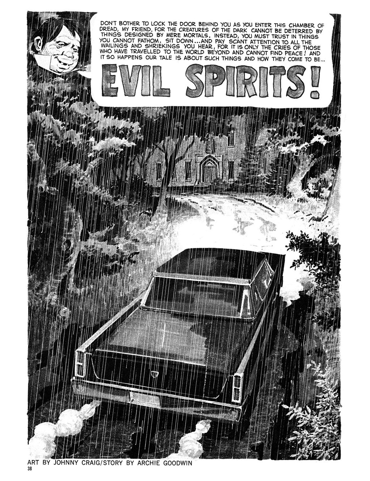 Read online Eerie Archives comic -  Issue # TPB 4 - 39