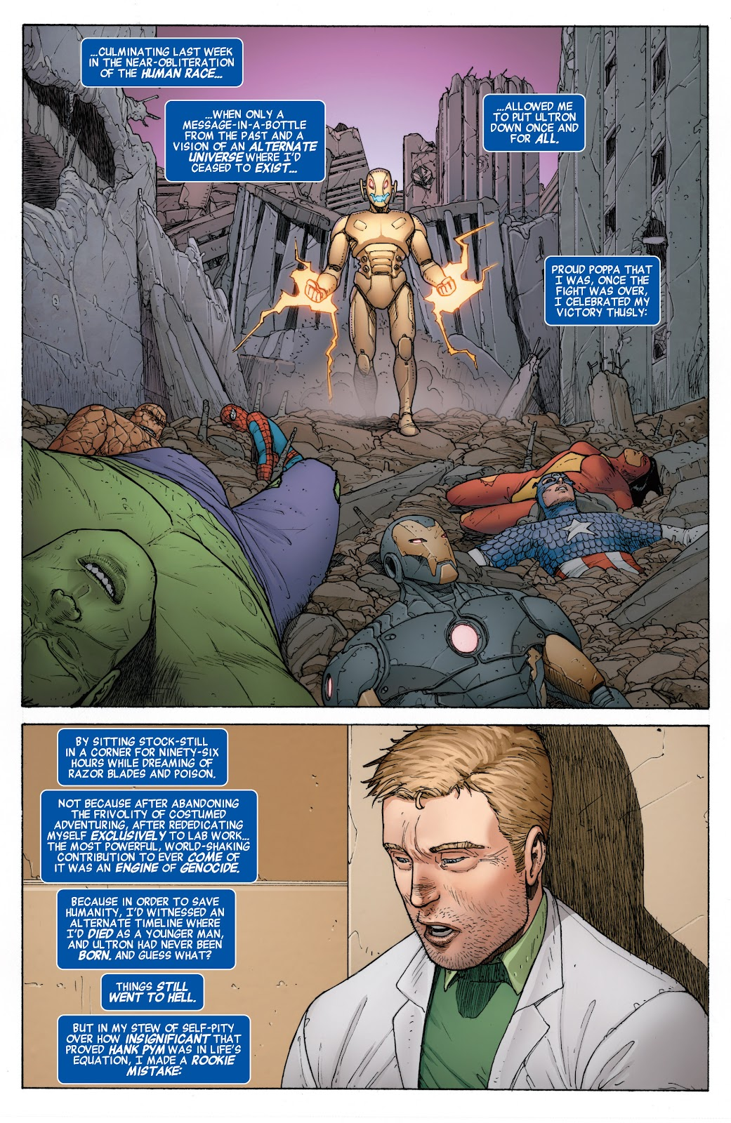 Read online Age of Ultron Companion comic -  Issue # TPB (Part 2) - 93