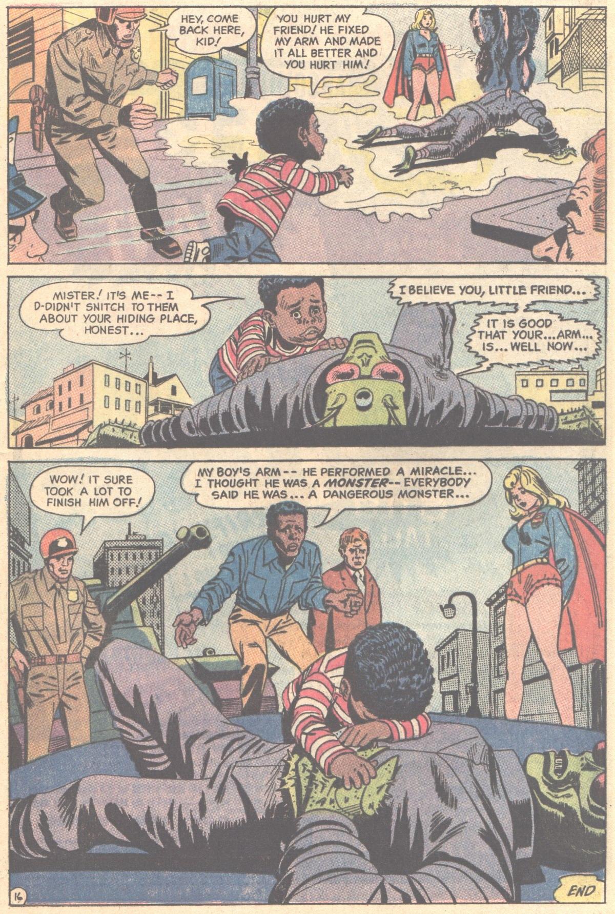 Read online Adventure Comics (1938) comic -  Issue #411 - 19