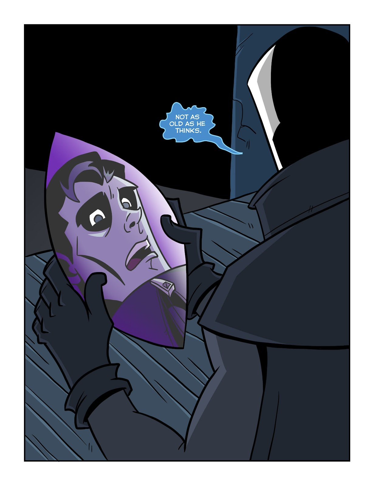 Read online The Haunter comic -  Issue #2 - 17