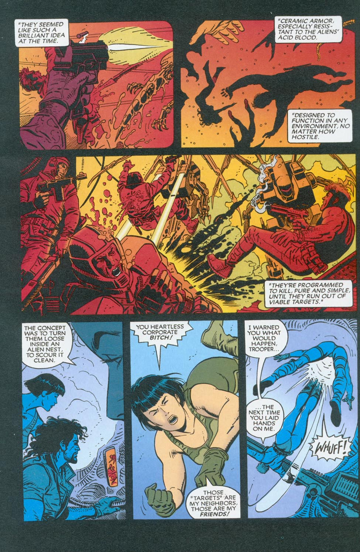 Read online Aliens/Predator: The Deadliest of the Species comic -  Issue #9 - 7