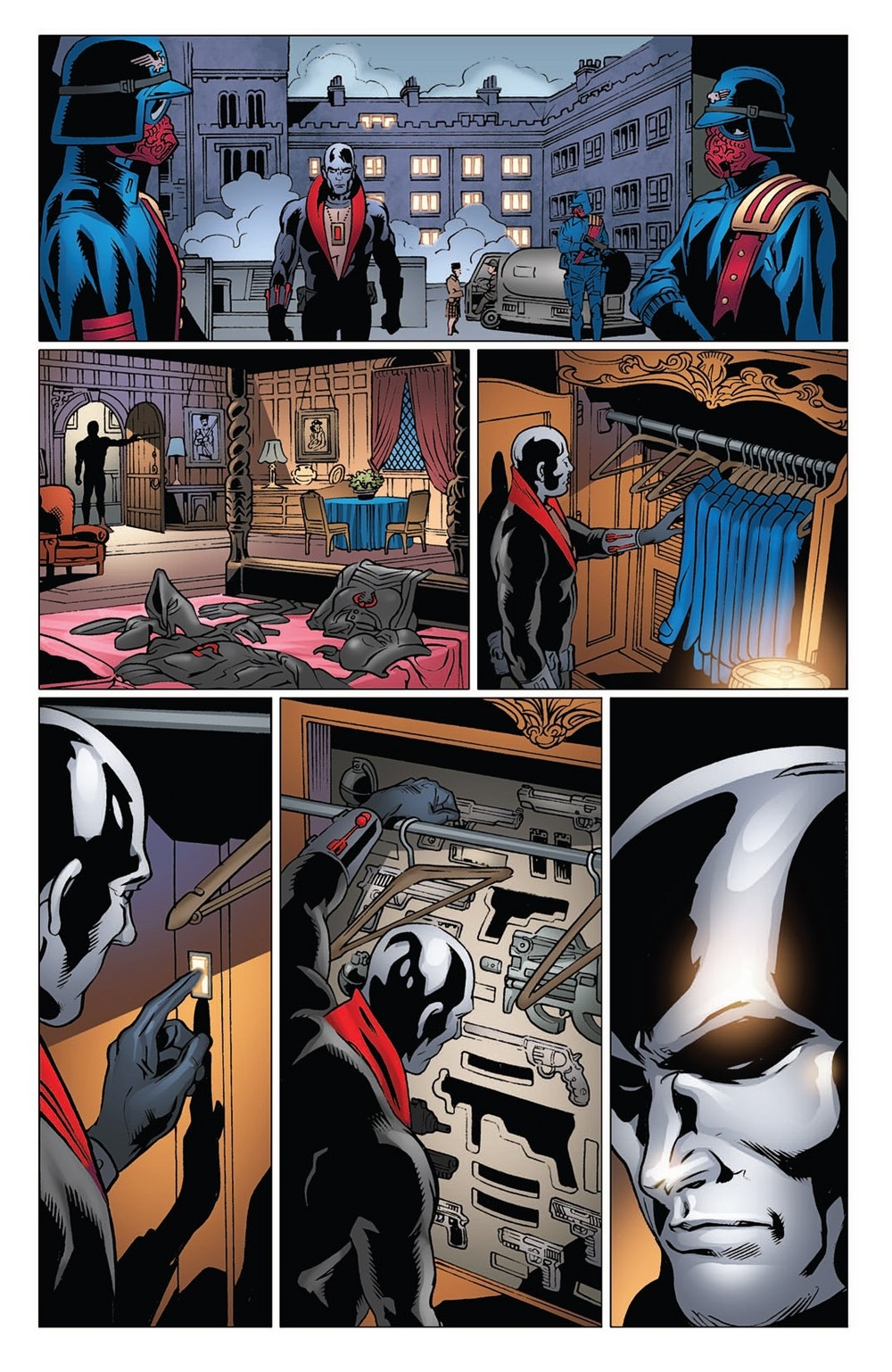 G.I. Joe: A Real American Hero 175 Page 9