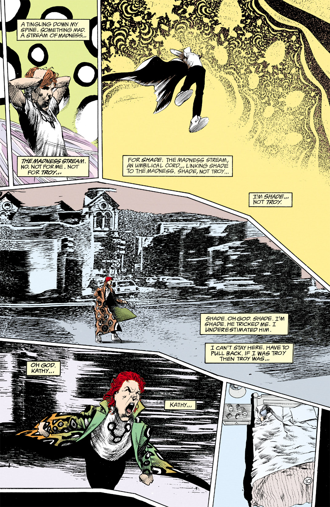 Read online Shade, the Changing Man comic -  Issue #12 - 11