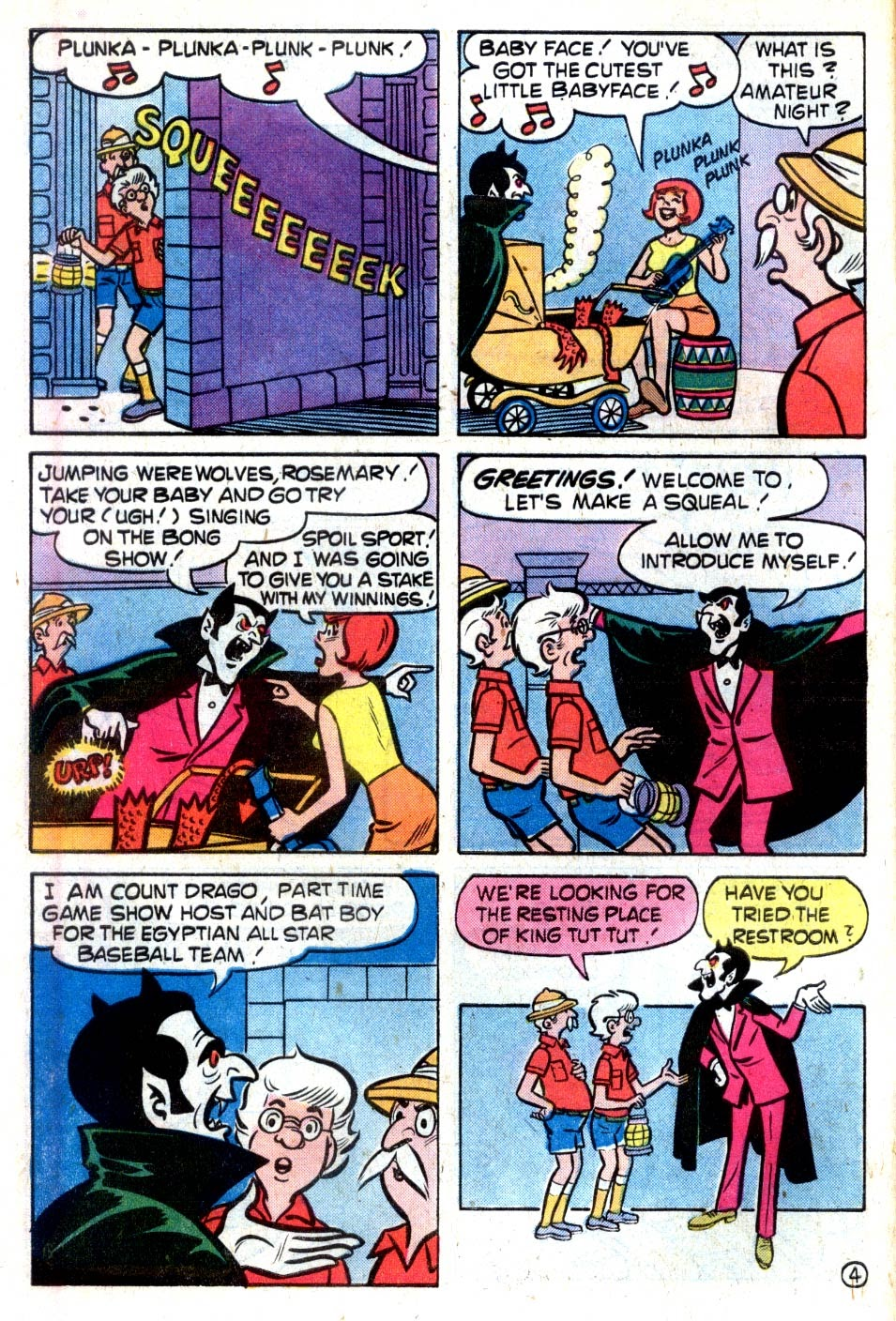 Read online Madhouse Comics comic -  Issue #111 - 6