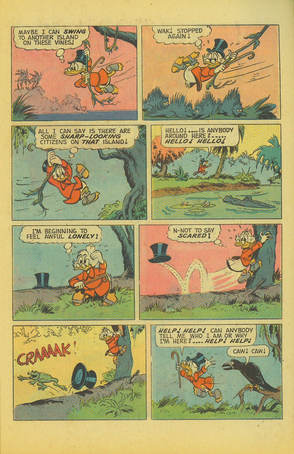 Read online Uncle Scrooge (1953) comic -  Issue #123 - 15