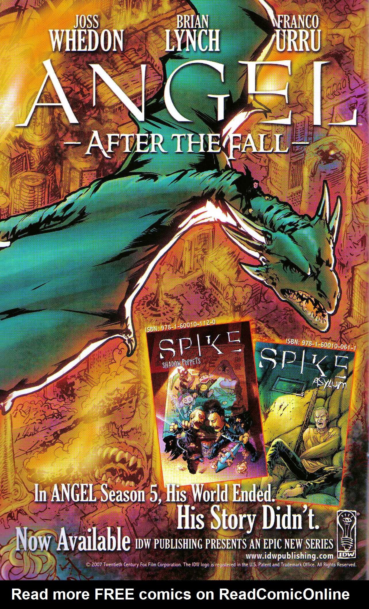 Read online Dominatrix comic -  Issue #6 - 34