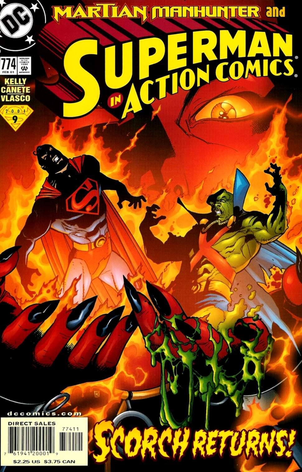 Action Comics (1938) 774 Page 1