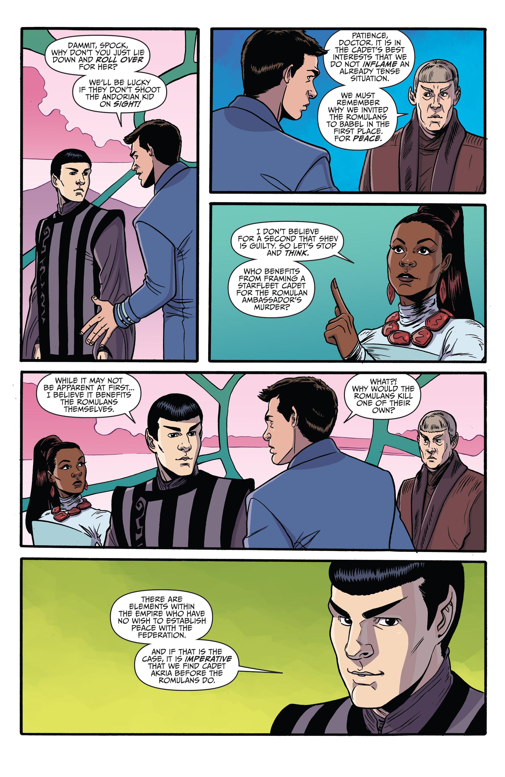 Read online Star Trek: Boldly Go comic -  Issue #8 - 6