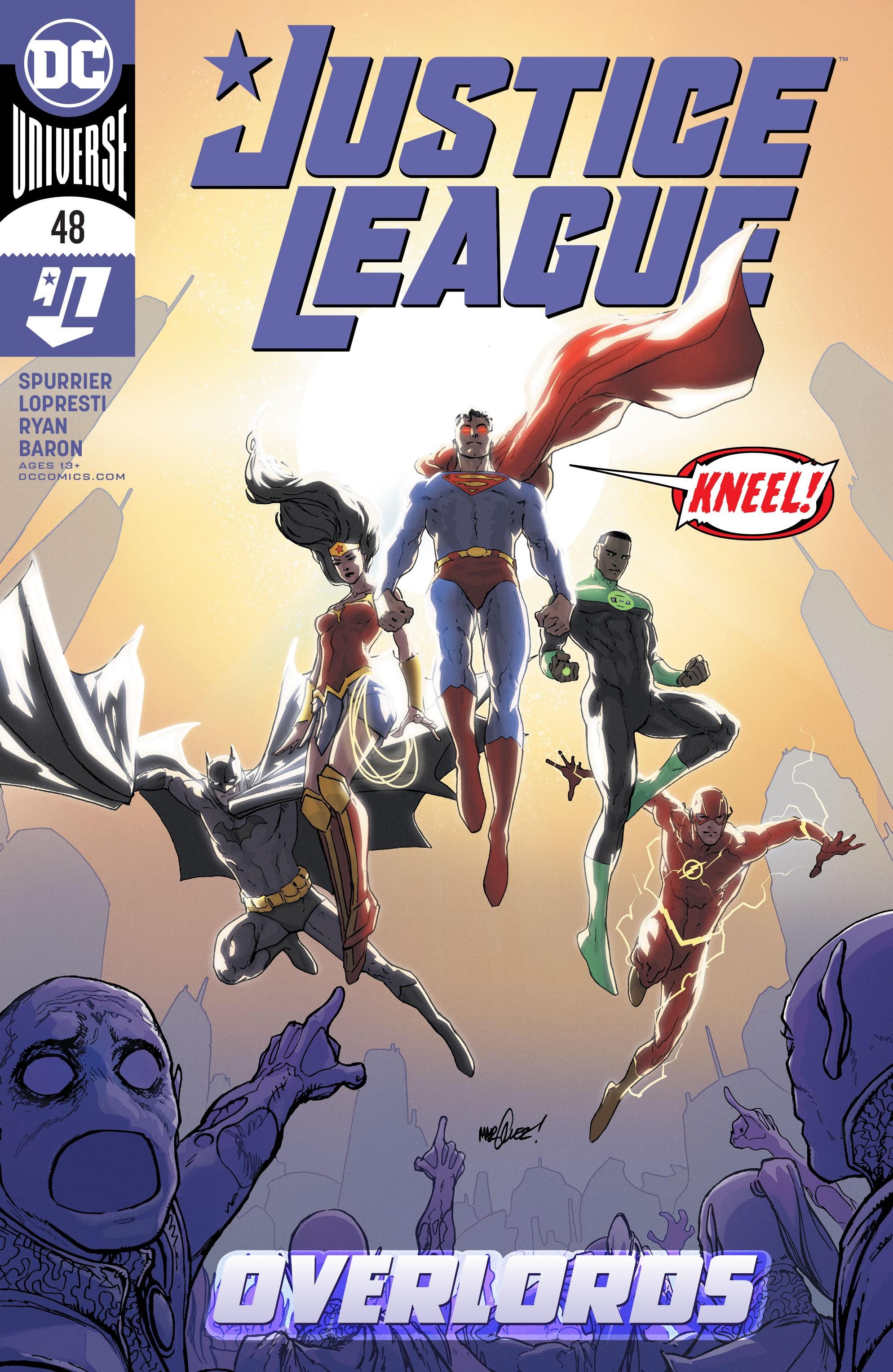 Justice League (2018) 48 Page 1