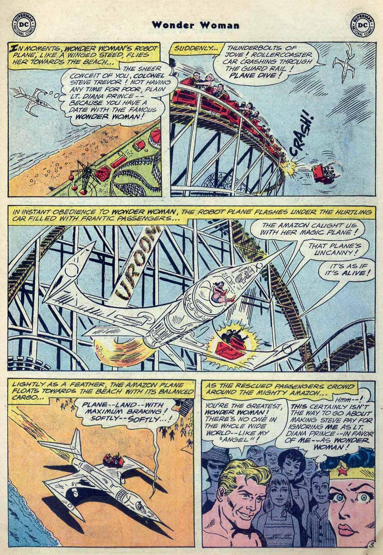 Read online Wonder Woman (1942) comic -  Issue #126 - 23