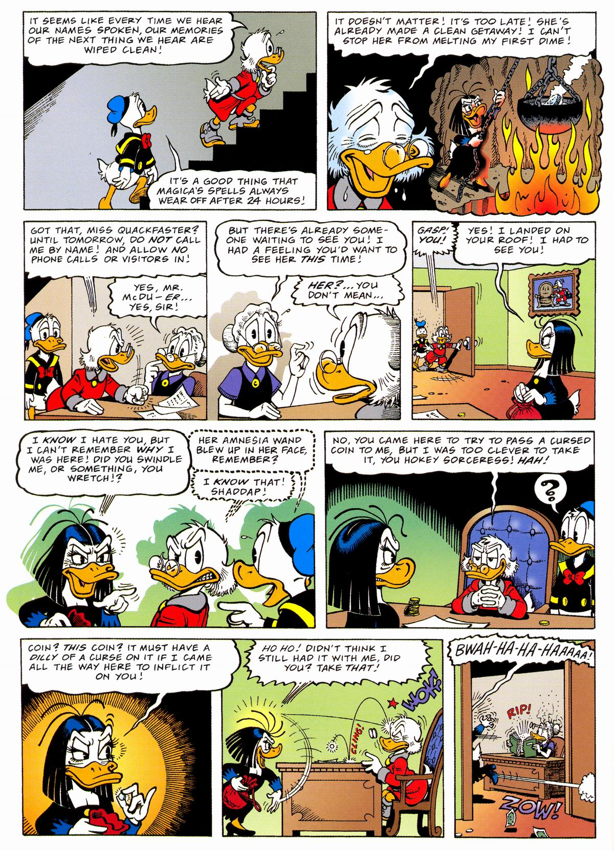 Read online Uncle Scrooge (1953) comic -  Issue #328 - 14