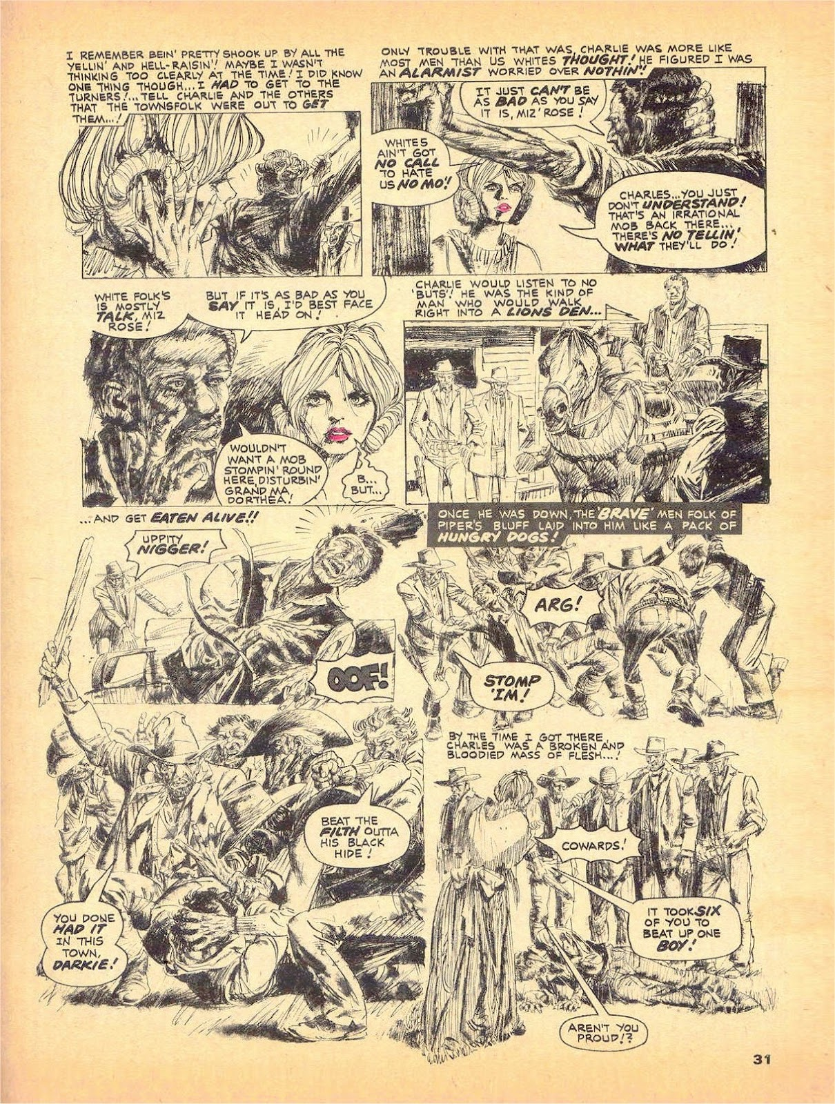 Creepy (1964) Issue #53 #53 - English 30