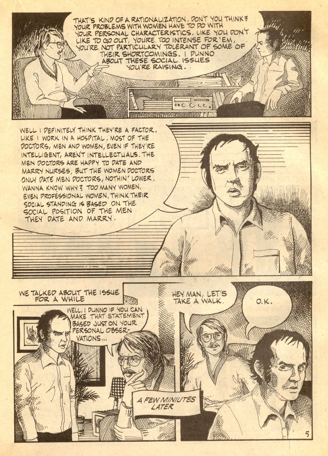 American Splendor (1976) issue 7 - Page 36