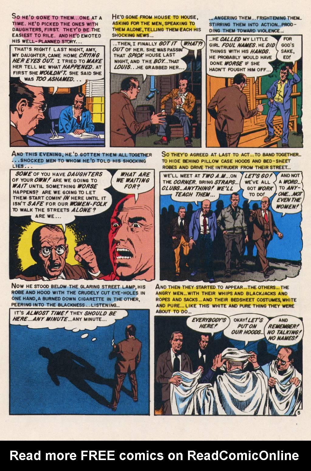 Read online Shock SuspenStories comic -  Issue #14 - 14