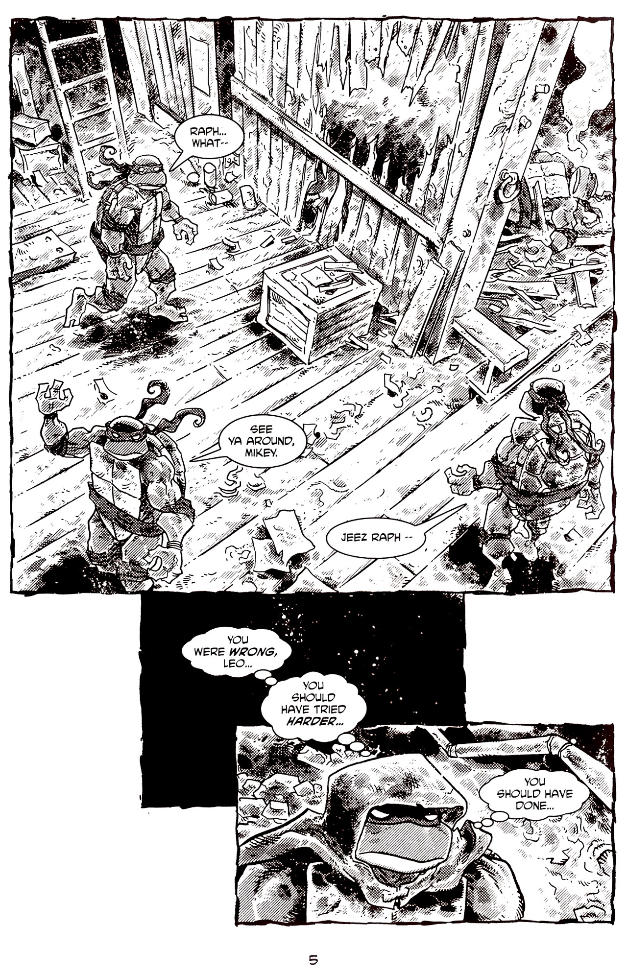 Read online Tales of the TMNT comic -  Issue #70 - 10