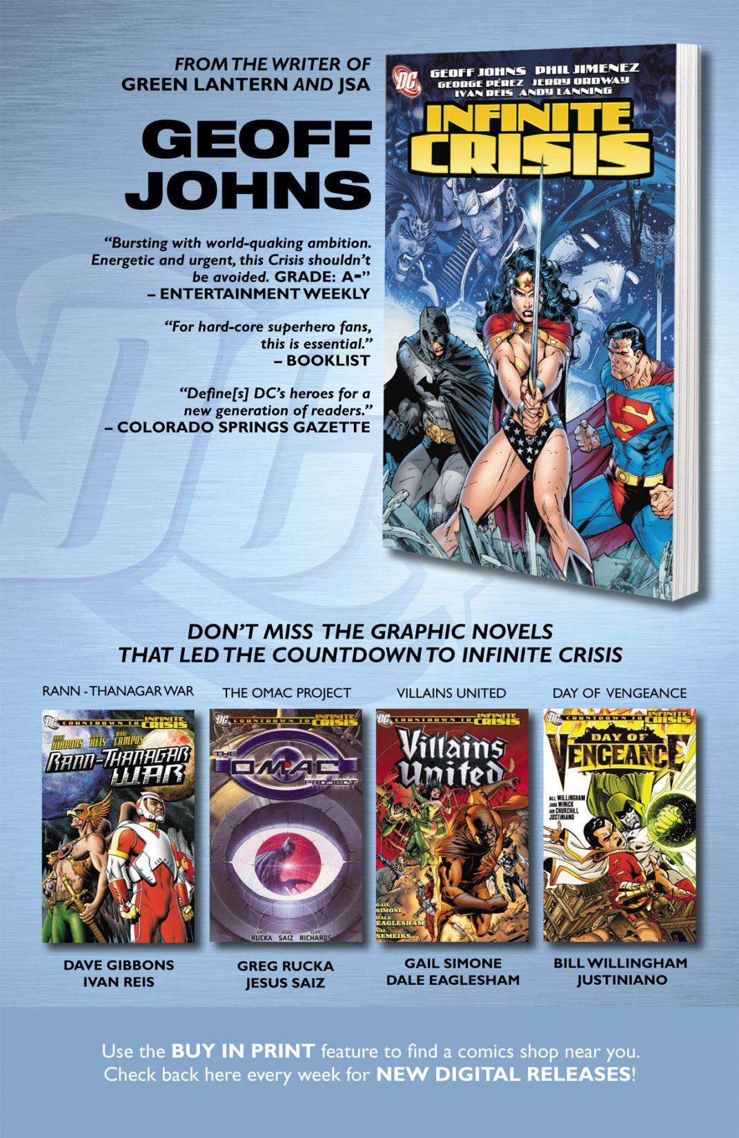 Read online Smallville: Season 11 comic -  Issue #4 - 23