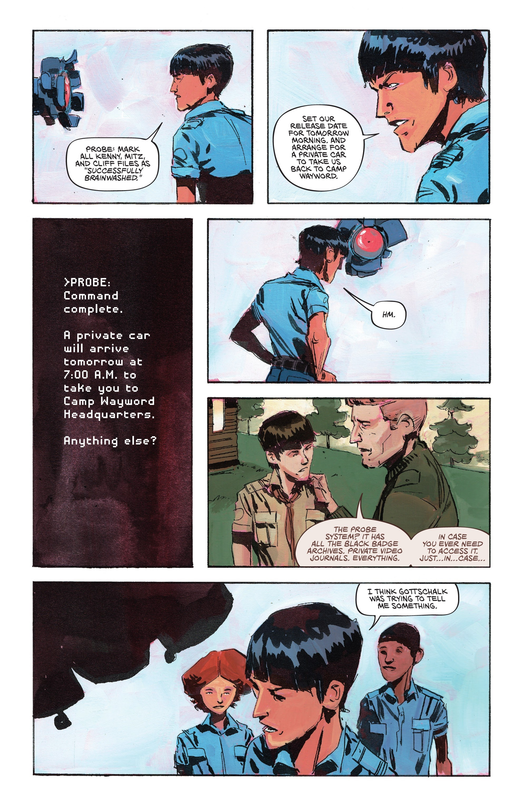 Black Badge issue 10 - Page 5