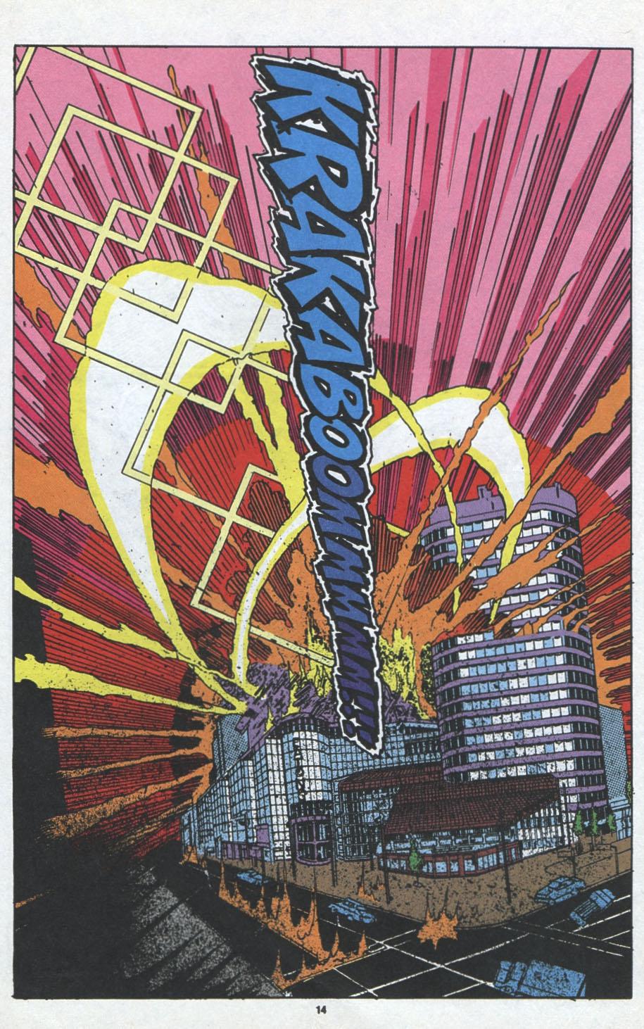 Read online Alpha Flight (1983) comic -  Issue #97 - 11