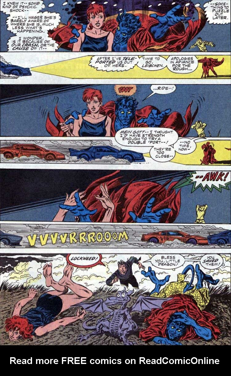 Excalibur (1988) issue 18 - Page 8