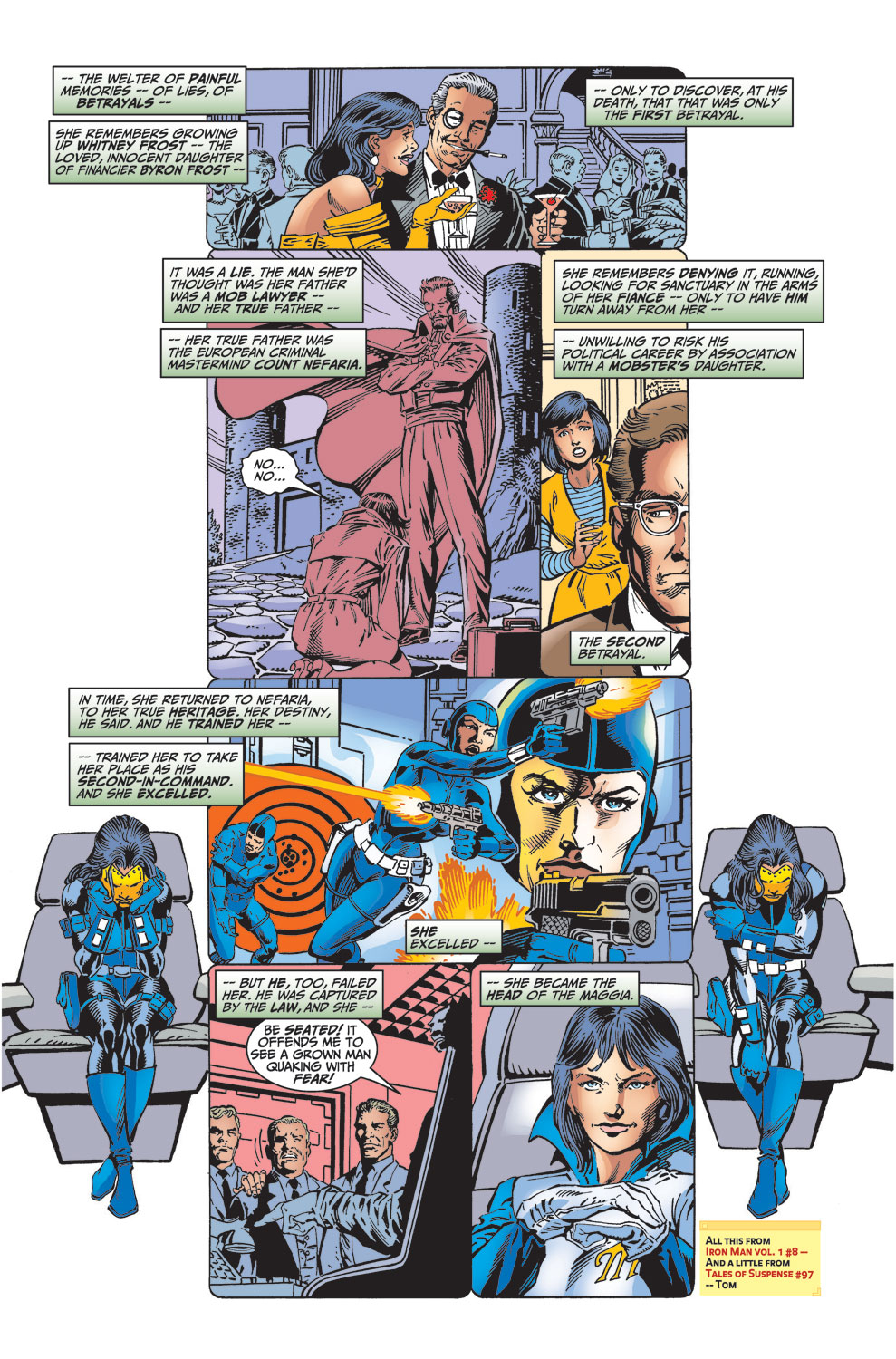 Read online Avengers (1998) comic -  Issue #32 - 13