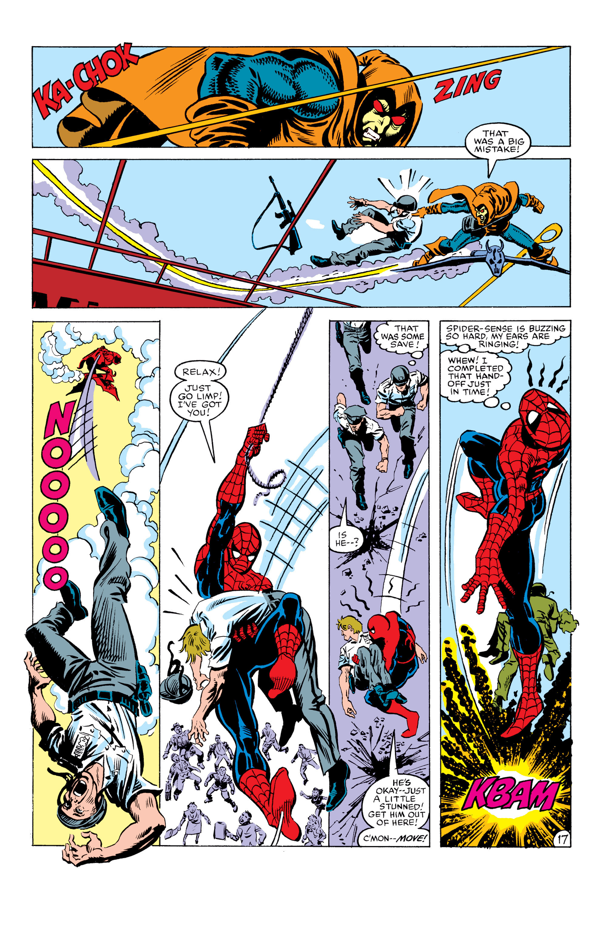 The Amazing Spider-Man (1963) 245 Page 17