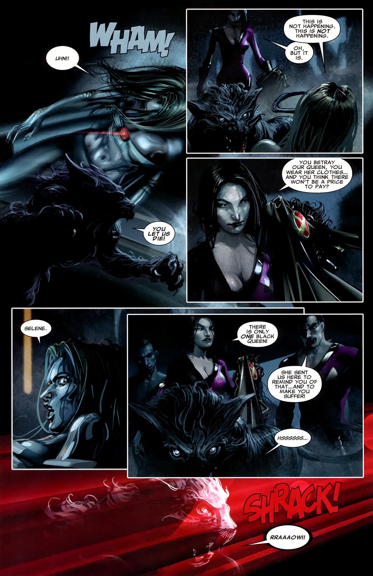 Read online X Necrosha comic -  Issue # Full - 23