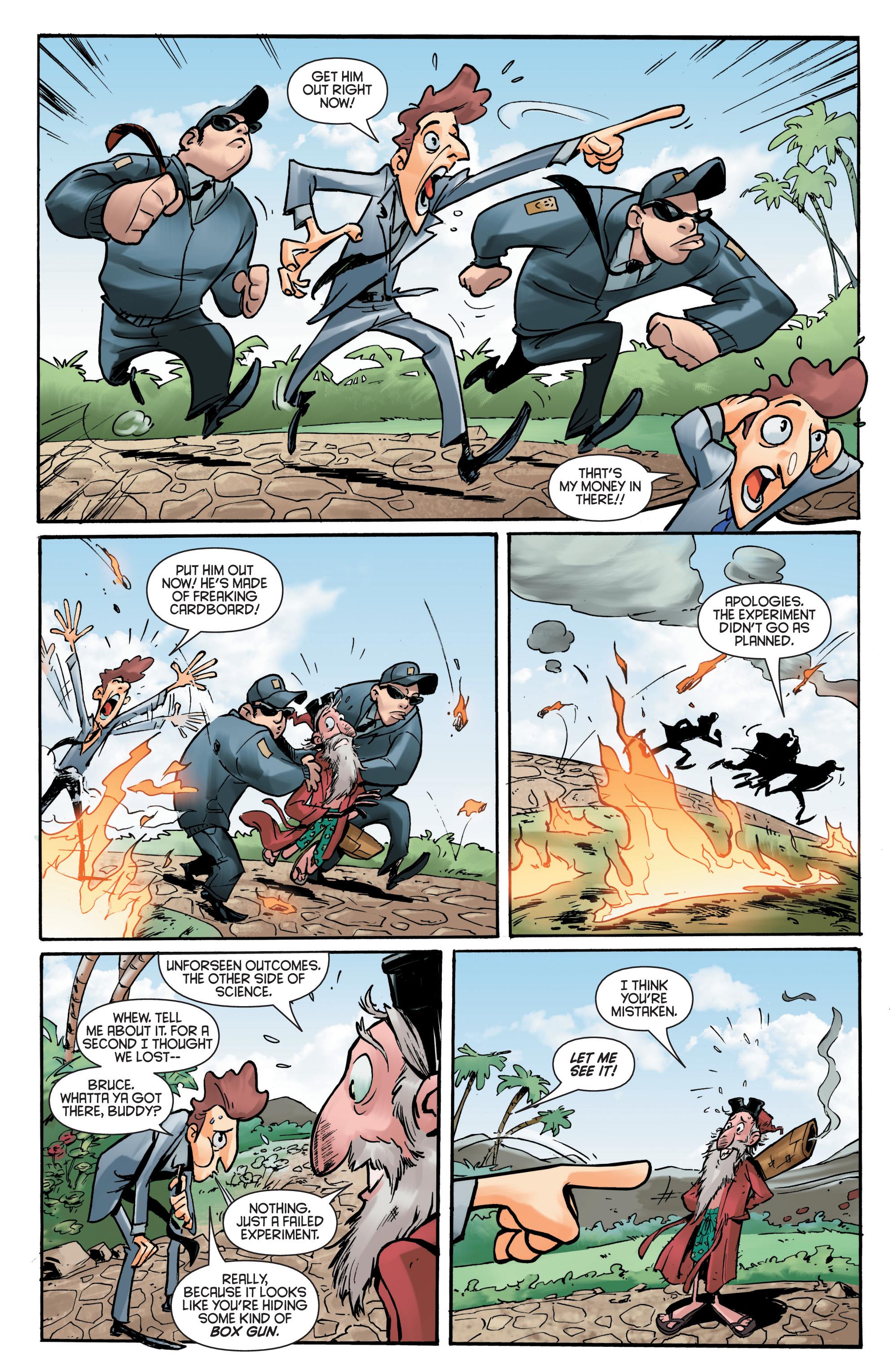 Read online Smosh comic -  Issue #5 - 14