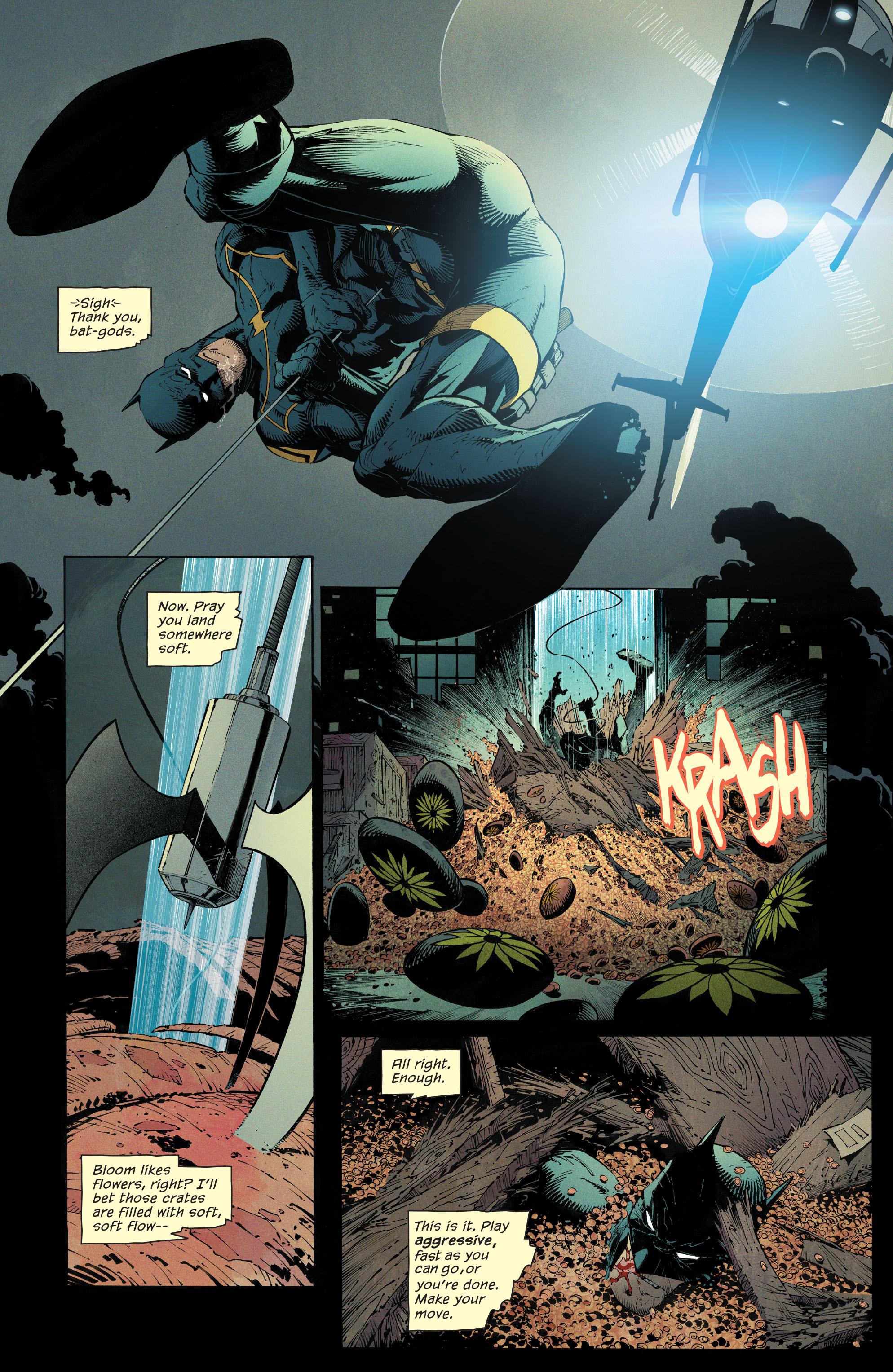 Read online Batman (2011) comic -  Issue # _TPB 9 - 32