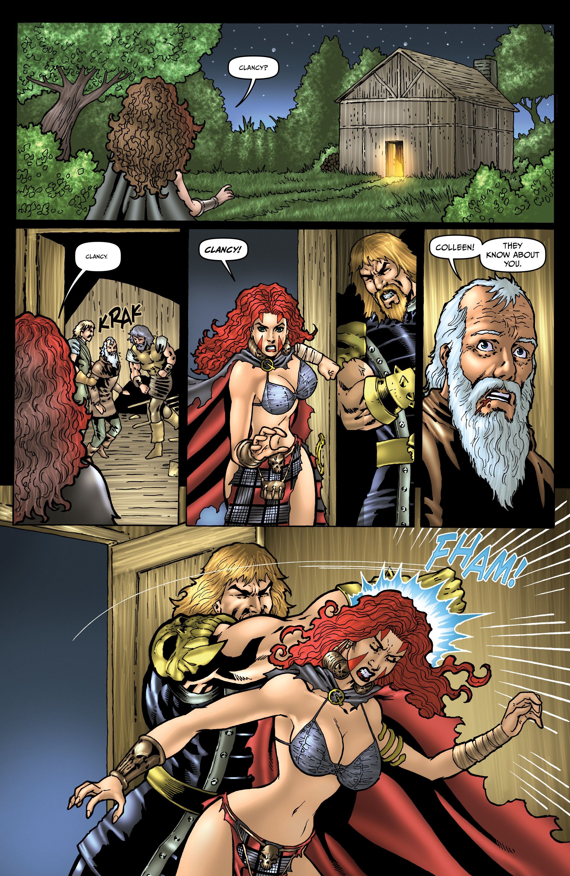Read online Belladonna: Origins comic -  Issue #4 - 20
