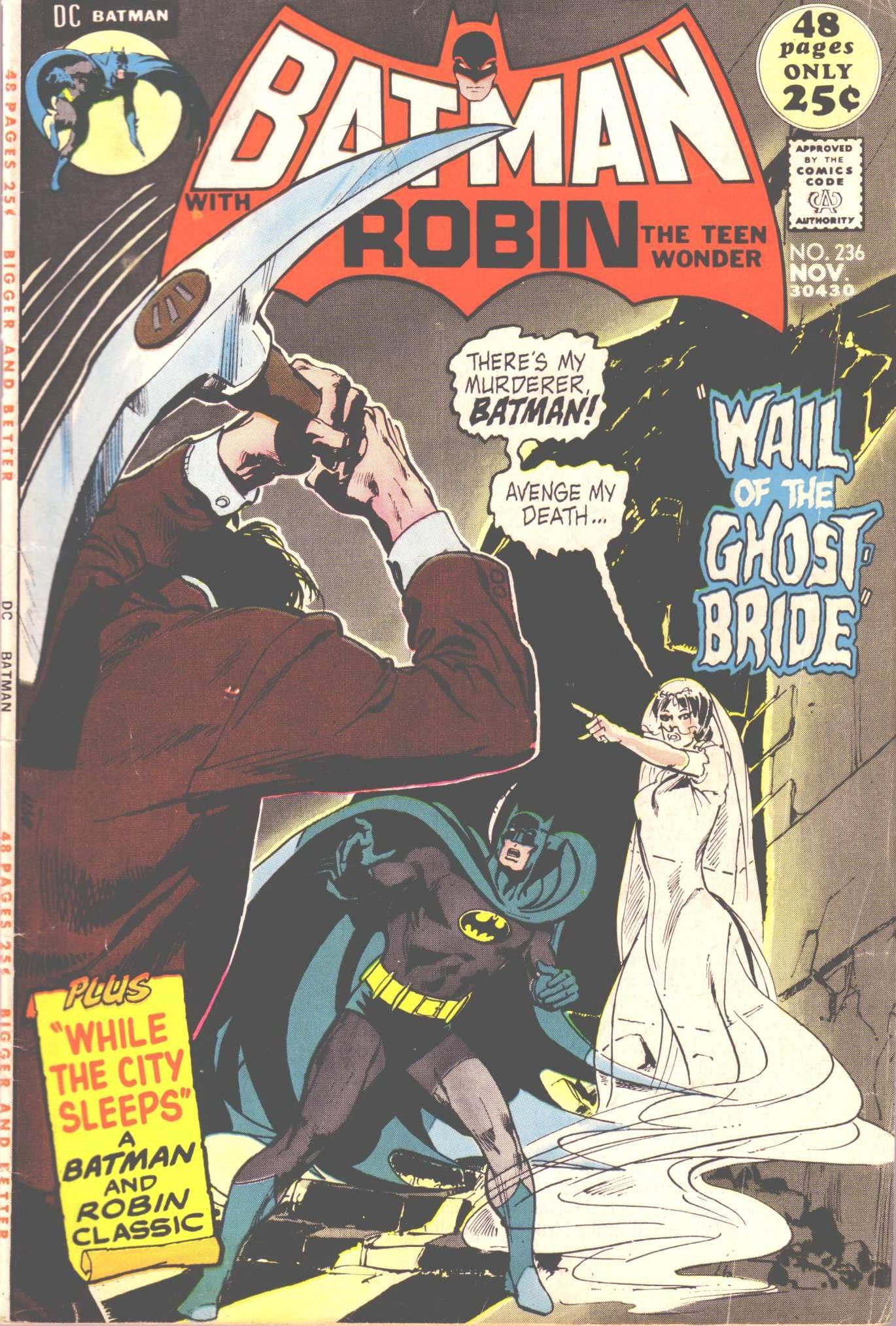 Batman (1940) 236 Page 1