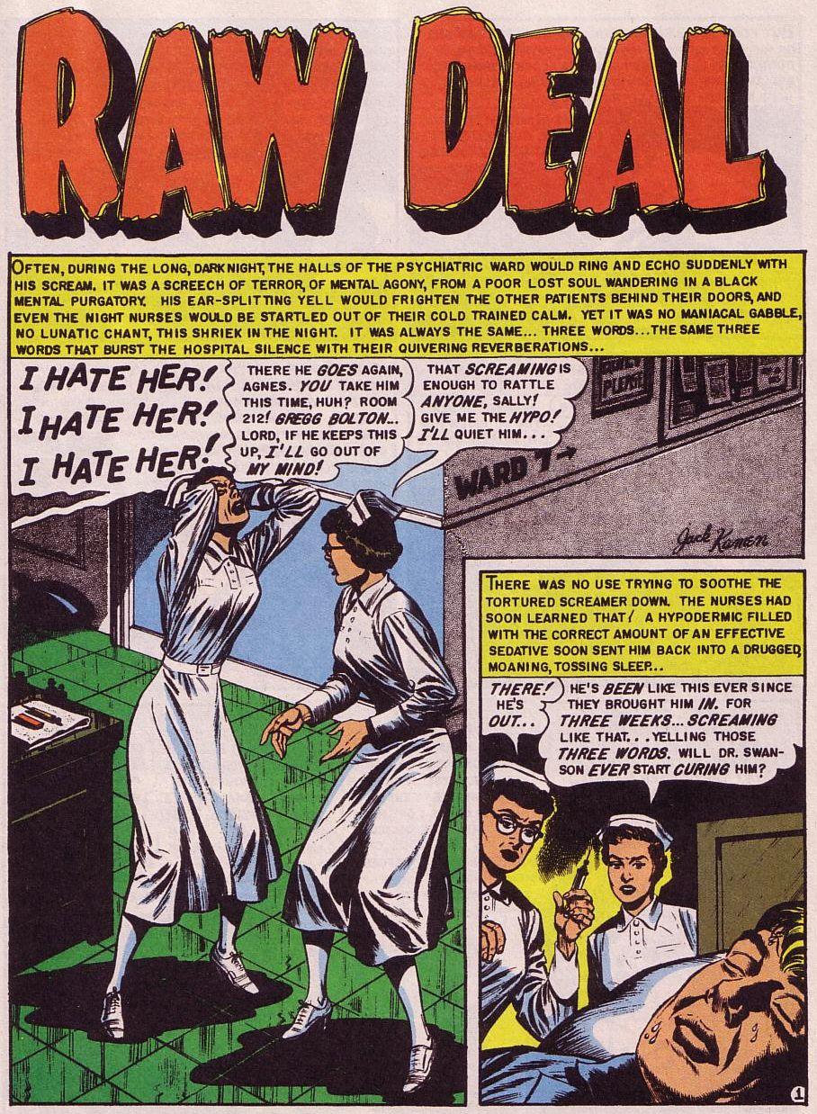 Read online Shock SuspenStories comic -  Issue #15 - 2