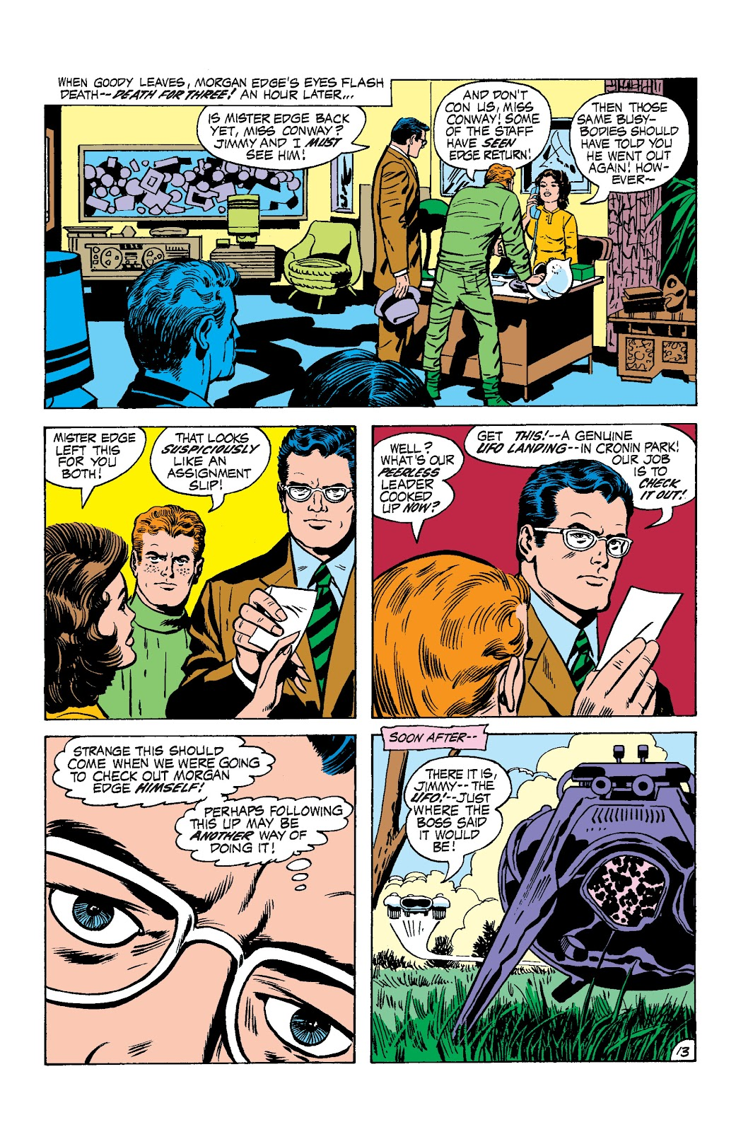 Read online Superman's Pal, Jimmy Olsen by Jack Kirby comic -  Issue # TPB (Part 2) - 57