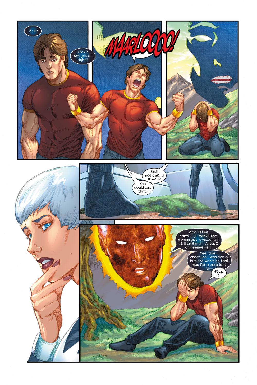 Captain Marvel (2002) Issue #19 #19 - English 22