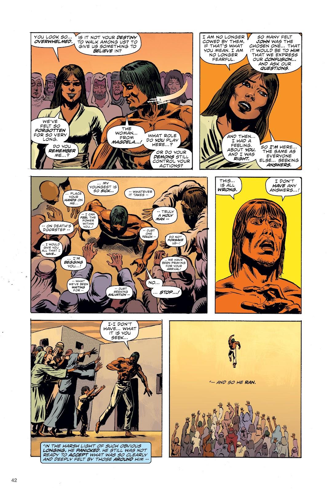 Read online Jesusfreak comic -  Issue # Full - 38