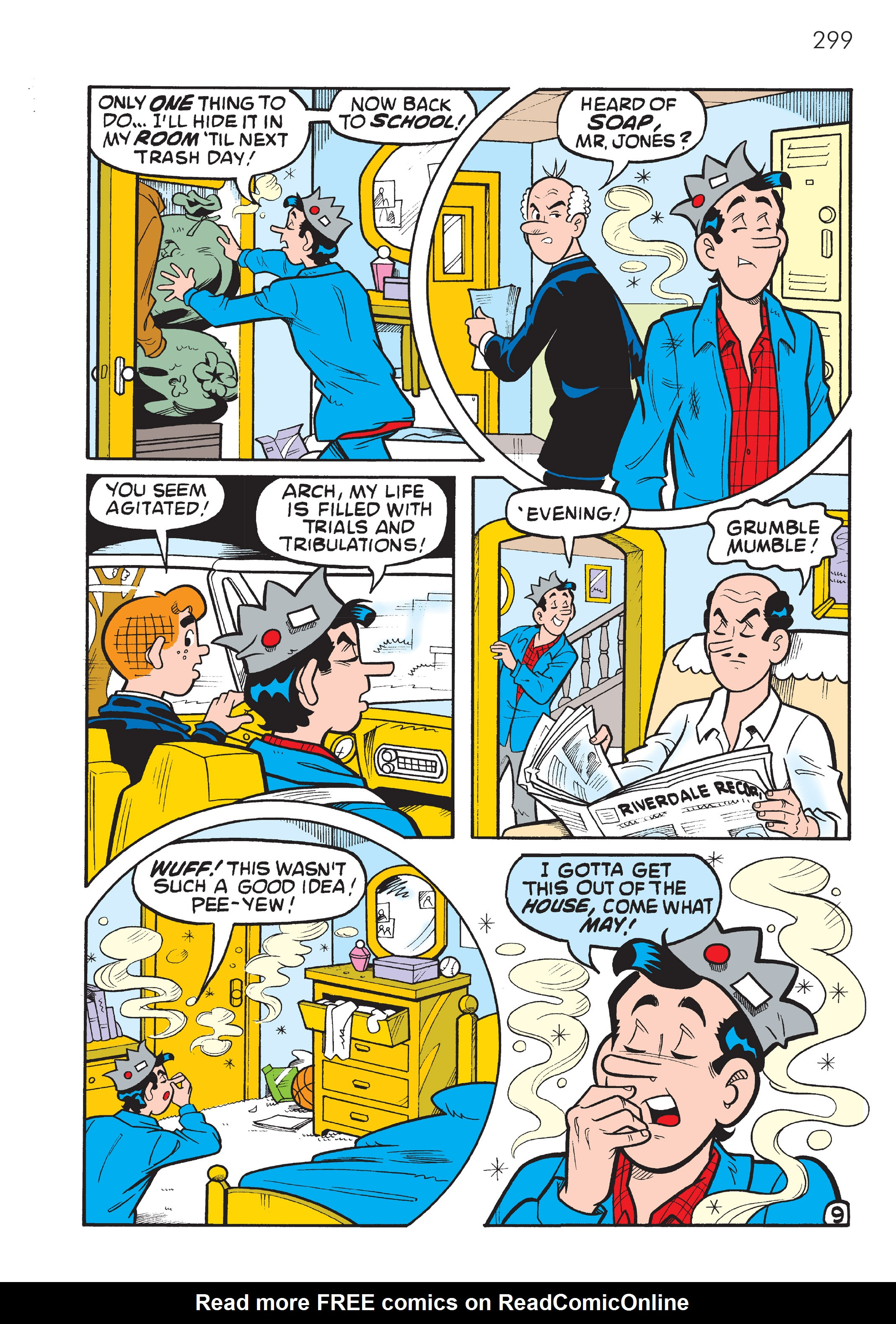 Read online The Best of Archie Comics comic -  Issue # TPB 4 (Part 2) - 89