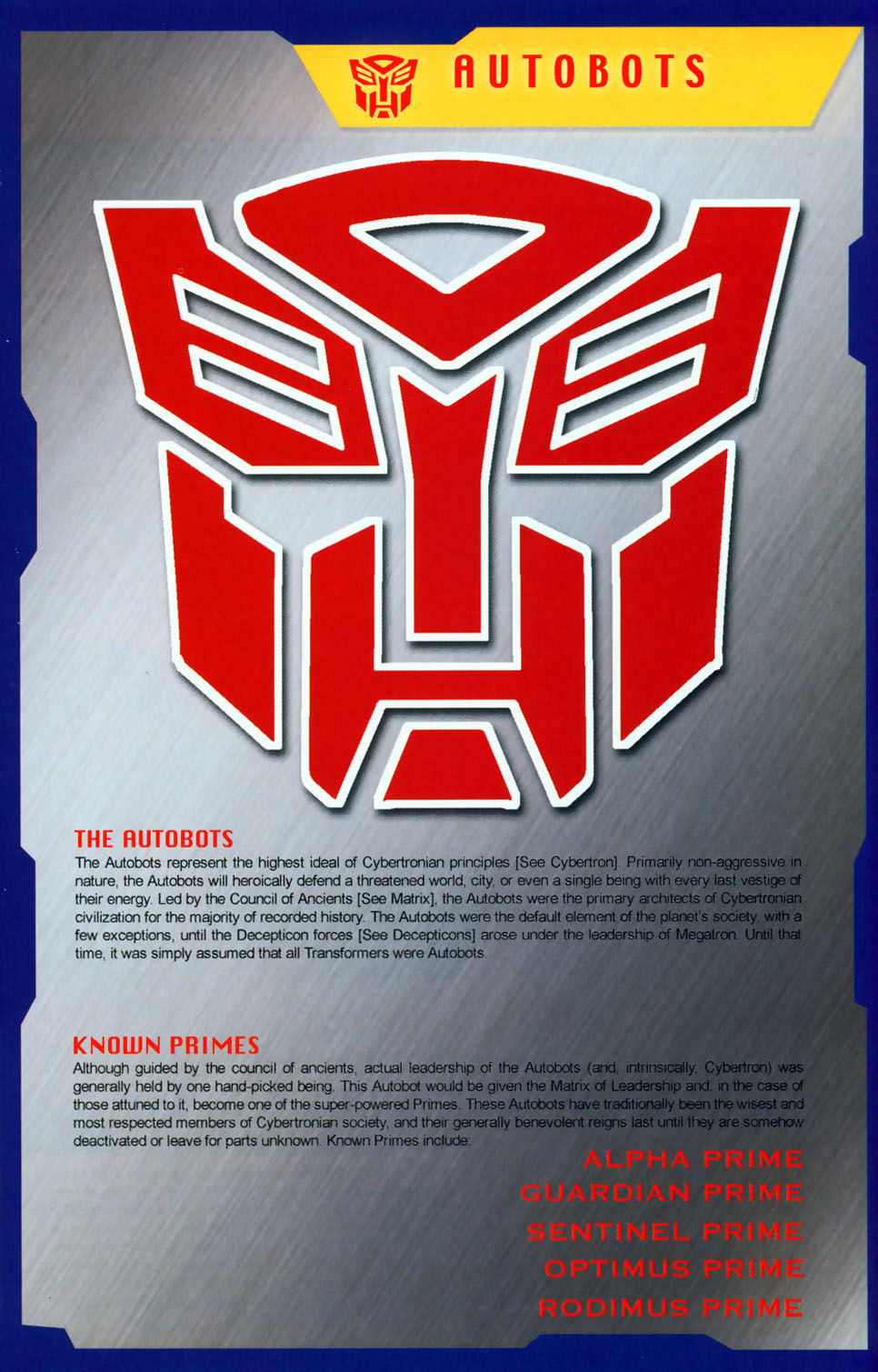 Read online Transformers: More than Meets the Eye comic -  Issue #8 - 5