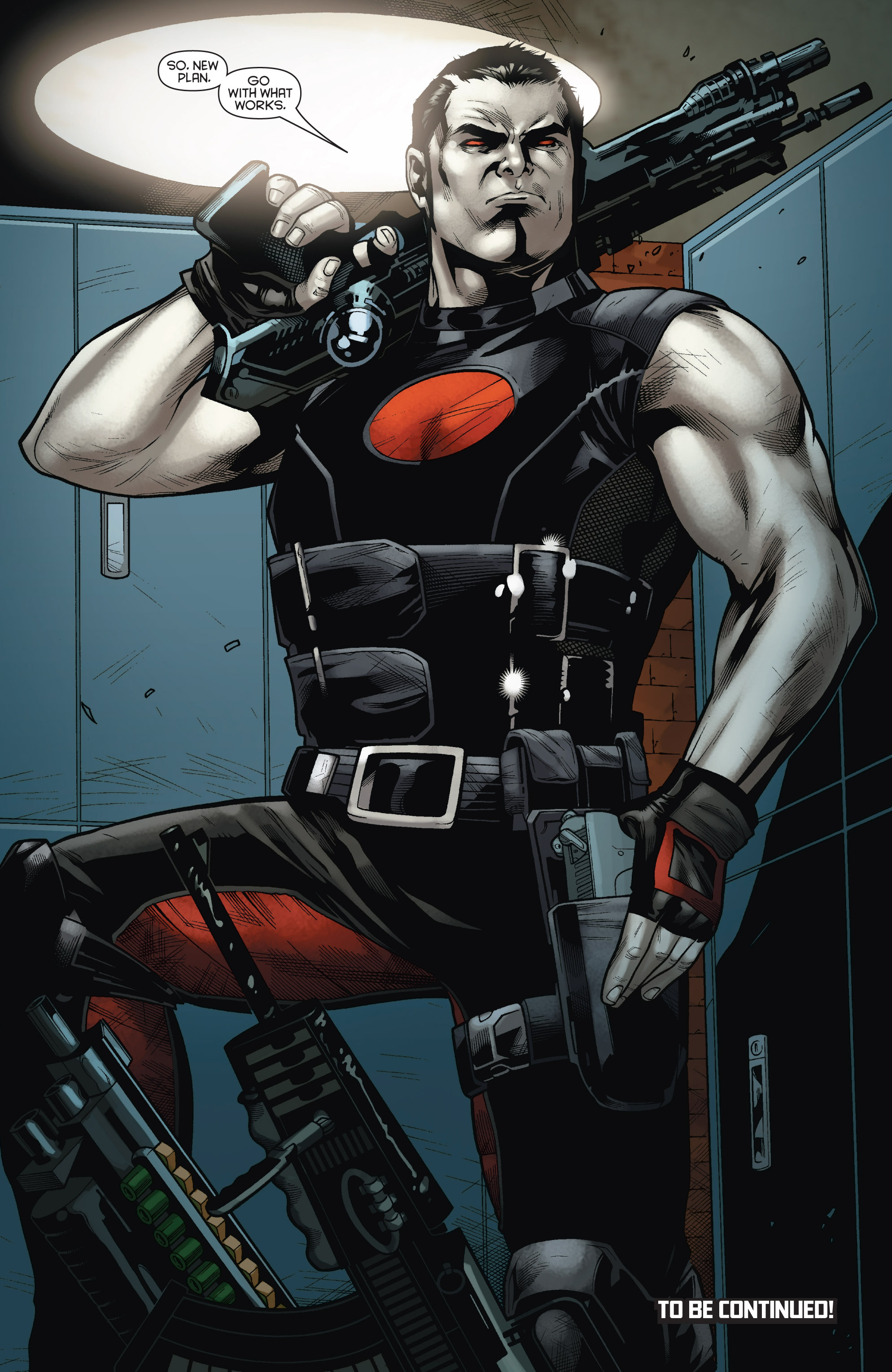 Read online Bloodshot and H.A.R.D.Corps comic -  Issue # TPB 4 - 52