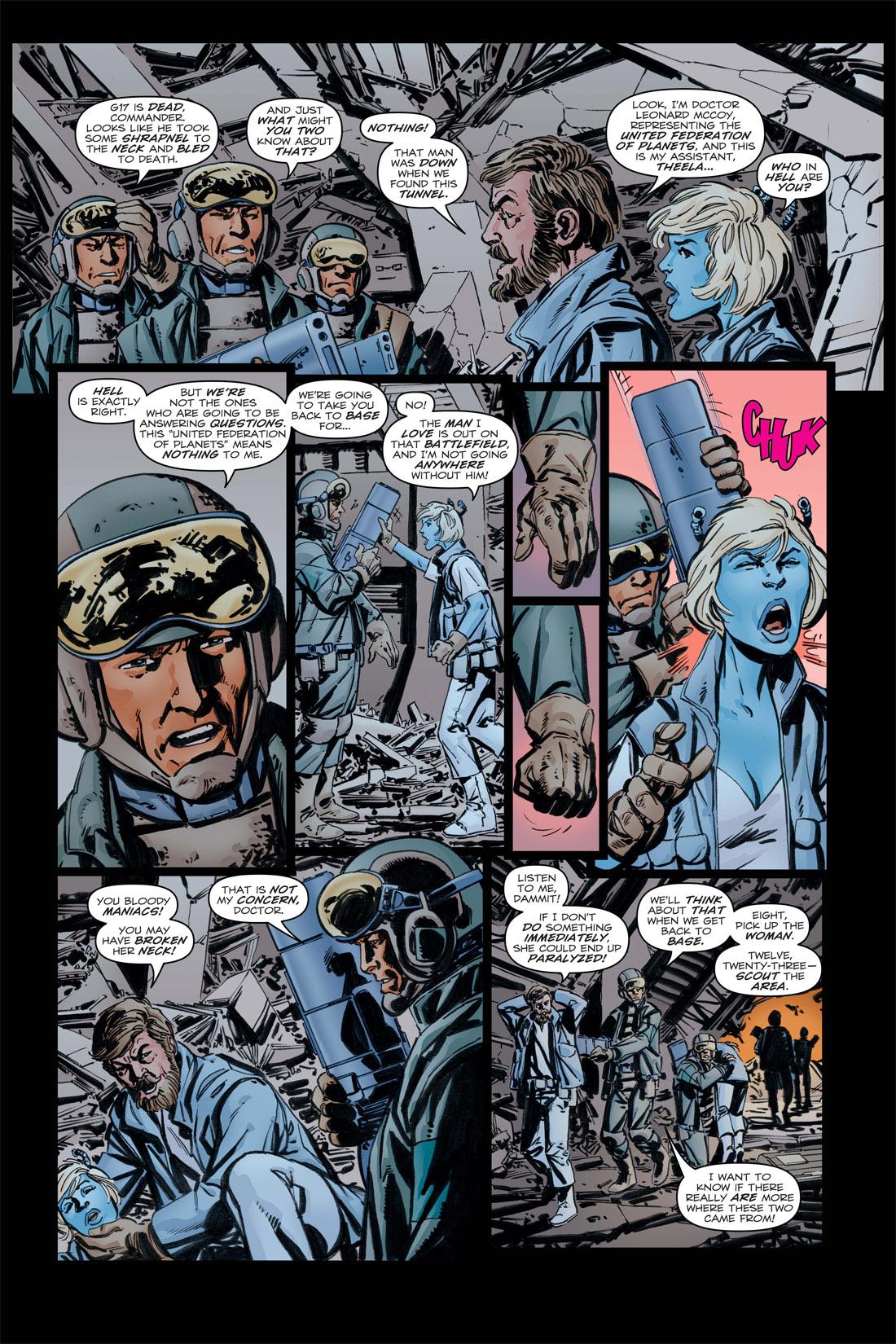 Read online Star Trek: Leonard McCoy, Frontier Doctor comic -  Issue #3 - 7