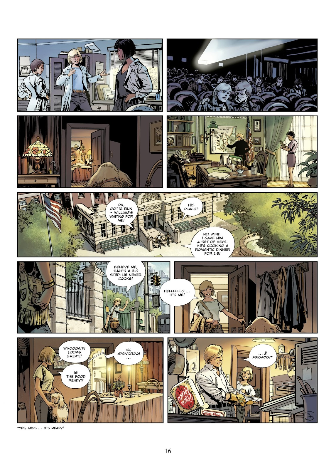 XIII Mystery issue 8 - Page 18